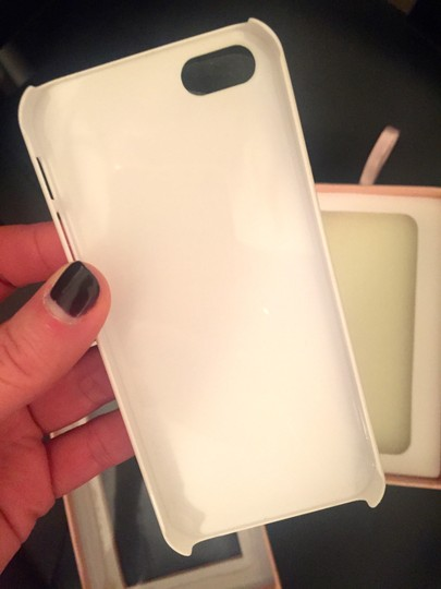 Other IPHONE 5 CASE COVER BEAD BOX WHITE