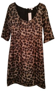 Rebecca Taylor Shift Nwt Silk Dress