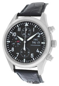 IWC Authentic Men's IWC Schaffhausen IW371701 Pilot's Chronograph Automatic Watch