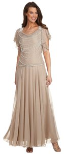 J Kara Evening Prom Party Casual Maternity Dress