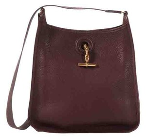 Hermès Toggle Vintage Hr.k0524.02 Pm Leather Cross Body Bag