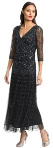 Pisarro Nights Evening V-neck Prom Party Dress