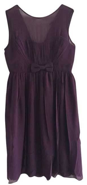 Preload https://item2.tradesy.com/images/anthropologie-purple-cocktail-dress-size-2-xs-1693876-0-0.jpg?width=400&height=650