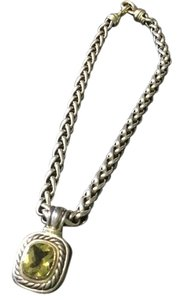 David Yurman David yurman sterling silver necklace