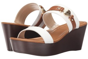Tommy Hilfiger White Sandals