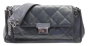 Chanel Caviar Flap Shoulder Bag
