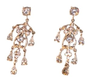 Giavan Giavan T1482E (E-26) cubic zirconia Chandelier Earrings