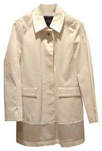 Coach White Jacket