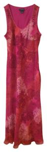 Pink Maxi Dress by Ann Taylor