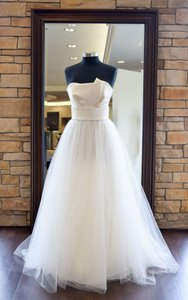 Amsale Parker - Strapless Wedding Dress