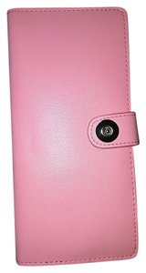 Other NEW Women Fashion Pink Leather Long Wallet Card Holder Purse