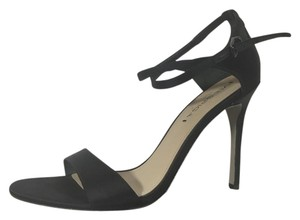 Via Spiga Satin Heel Black Formal