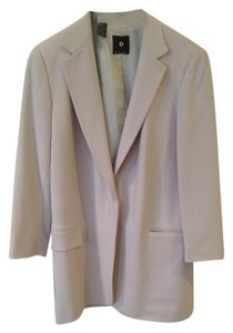 DKNY DKNY Light Grey Jacket Size 8