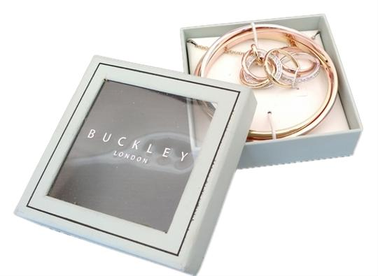 Buckley London Timeless Gold Plated and Crystal embedded Buckley London Jewlery Set