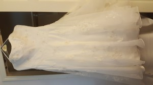 David's Bridal Wg9859 Wedding Dress