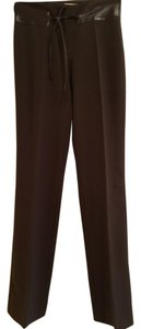 Cache Straight Pants Brown