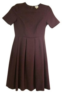 H&M Work Office Fitted Flare Dress