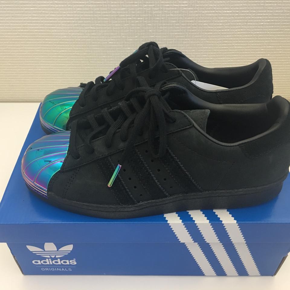 adidas Iridescent Sneakers Iridescent Superstar Sneakers Black Superstar Black adidas adidas d0nqwax