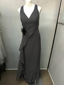 Impression Bridal Slate/black 20185 Dress