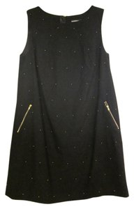 Other Studded Wool Dress