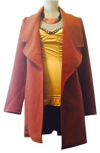Joan Vass Trench Coat