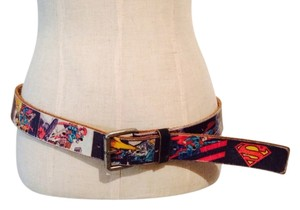 Other Super Man T&M DC Comics Sz 12 Belt