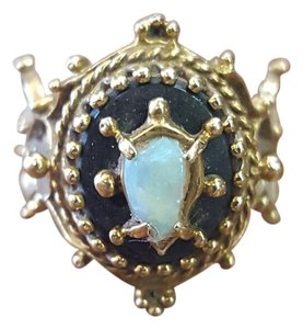 Other/Estate Vintage Ring with Opal
