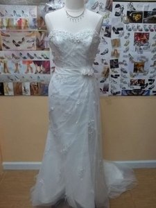 Impression Bridal 10175 Wedding Dress