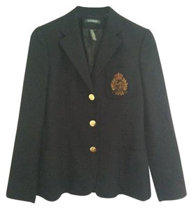 Ralph Lauren Dark Blue Blazer