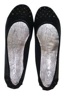 CL by Laundry Black Flats