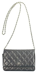 Chanel Woc Clutch Two-way 2way Cross Body Bag