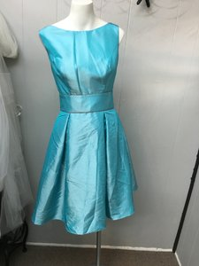 Impression Bridal Aqua/Silver 20174 Dress