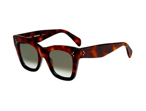 Cline CELINE CATHERINE CL 41089 TORTOISE and BLACK