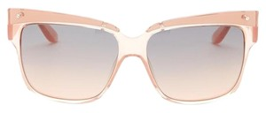 Marc by Marc Jacobs Pink Frame Cat Eye Sunglasses