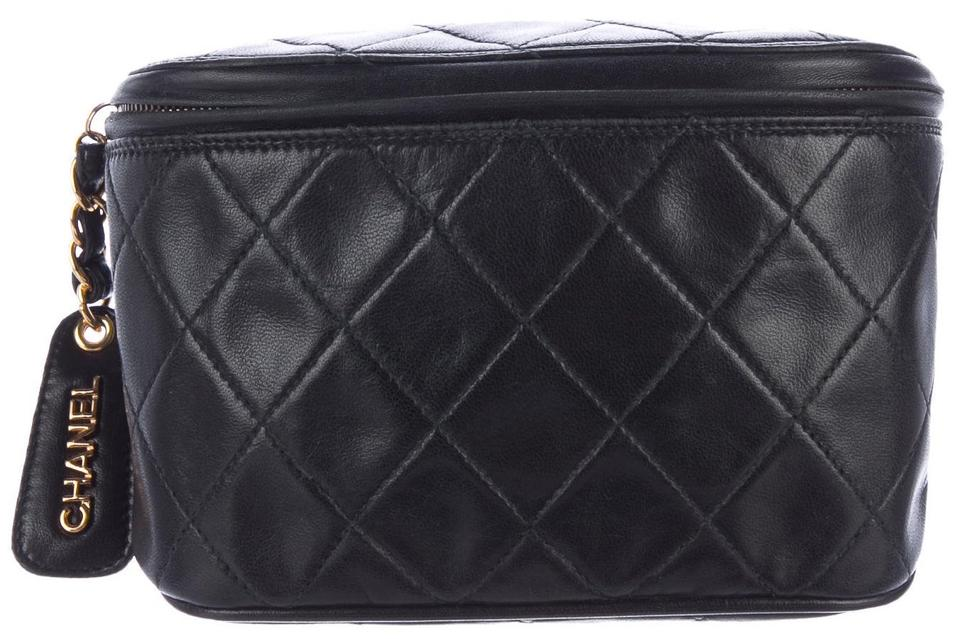 Chanel Wallet On Chain Waist Bum Belt Fannypack Quilted