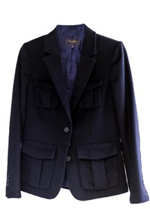 Buckley Tailors Wool Chasmere Pea Coat