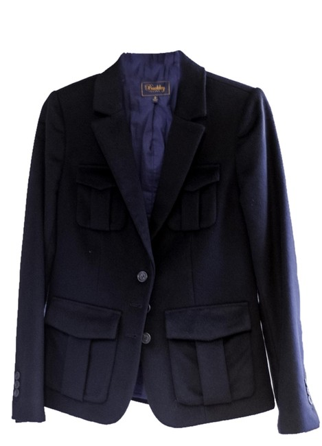 Buckley Tailors Wool Chasmere Madewell Pea Coat