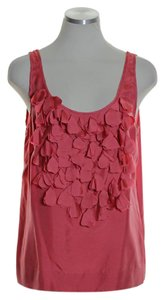 J.Crew Silk Sleeveless Top Pink
