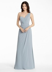 Hayley Paige Silver 5565 Dress