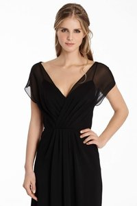 Hayley Paige Onyx (Black) 5568 Dress