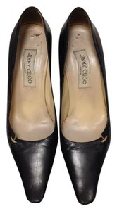 Jimmy Choo Classic Chic Black Pumps