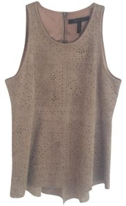 BCBGMAXAZRIA Top Beish