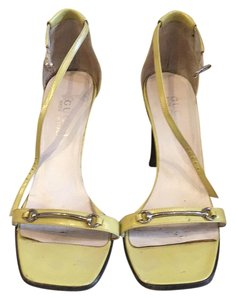 Gucci Lime Green Sandals