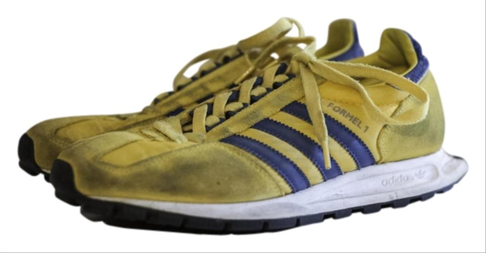 adidas adidas Yellow Blue Yellow Sneakers Sneakers Sneakers Blue vw8q5CTx