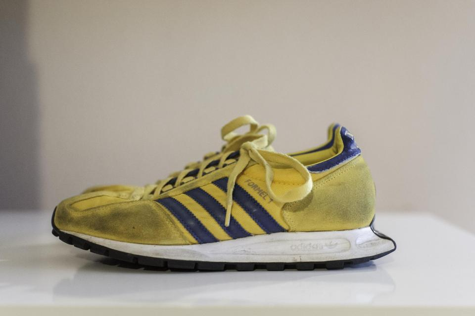 adidas adidas Sneakers Yellow Sneakers adidas Blue Sneakers Blue Yellow Sneakers UHUTw