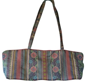 MARUCA BOULDER, COLORADO Tapestry Oblong One Of A Kind Kooky Oblong Tote in MULTICOLORED