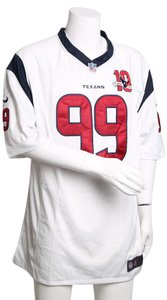 Nike Texans Mens Jersey Football T Shirt white