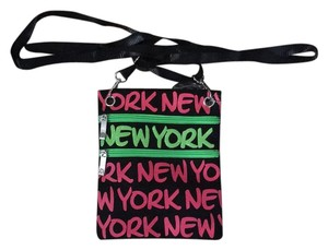 Robin Ruth New York Color Purse Strap Cross Body Bag