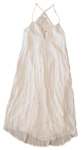 White Maxi Dress by Mara Hoffman Maxi Summer Sold Out New