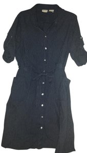 White Stag short dress Navy With Pockets on Tradesy